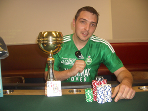 Freeroll Anniversaire 2012